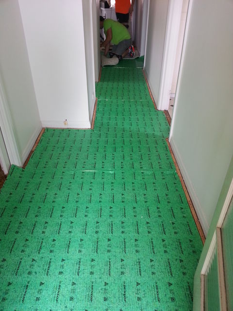 carpet-installation-underlay